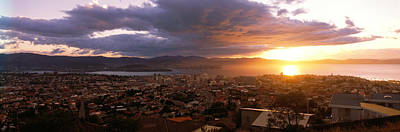 Hobart Photograph - Hobart, Australia by Panoramic Images