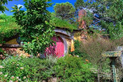 Photograph - Hobbit Hole 15 by Sue Karski