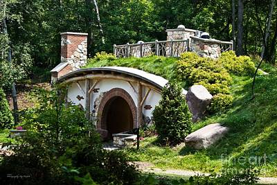 Photograph - Hobbit House by Ms Judi