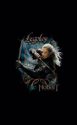 Tolkien Digital Art - Hobbit - Knives by Brand A