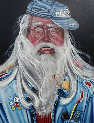 Painting - Hobo by Susan Roberts