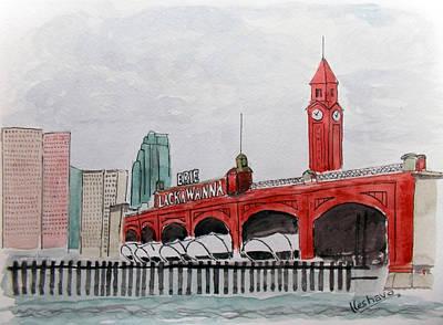 Hoboken Art Print by Keshava Shukla
