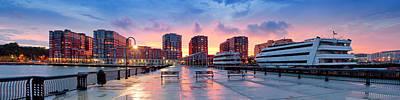 Photograph - Hoboken New Jersey by Emmanuel Panagiotakis