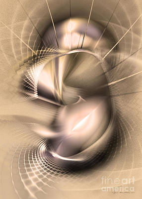 Digital Art - Hoc Omnis Est - Abstract Art by Sipo Liimatainen