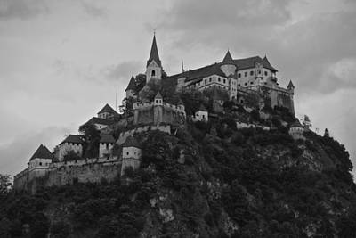 Photograph - Hochosterwitz Castle  by Eric Tressler