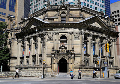 Photograph - Hockey Hall Of Fame 1 by Andrew Fare