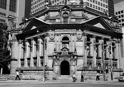 Photograph - Hockey Hall Of Fame 1b by Andrew Fare