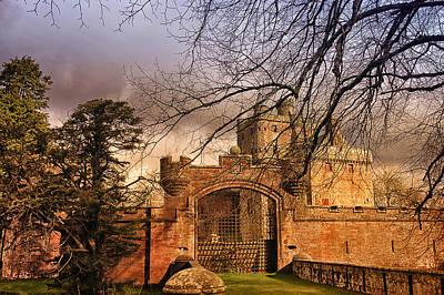 Photograph - Hoddom Castle by Jean-Noel Nicolas