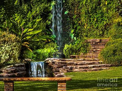 Photograph - Hodges Gardens Two by Ken Frischkorn