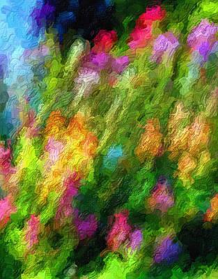 Impressionism Photos - Hoedown by Steve Harrington