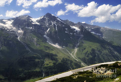 Scifi Portrait Collection - Hohe Tauern National Park Austria by Gerlinde Keating - Galleria GK Keating Associates Inc
