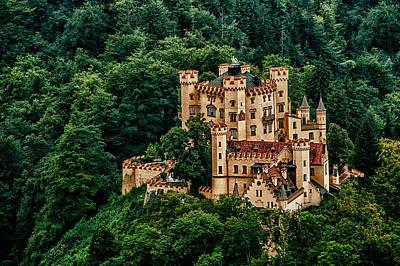 Photograph - Hohenschwangau Castle by Patrick Boening