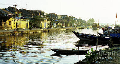 Photograph - Hoi An Dawn 01 by Rick Piper Photography
