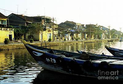 Photograph - Hoi An Dawn 02 by Rick Piper Photography