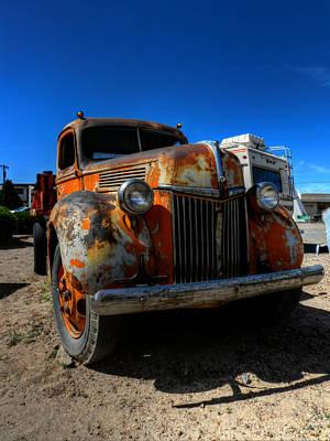 Photograph - Holbrook Az - Wigwam Motel 016 by Lance Vaughn