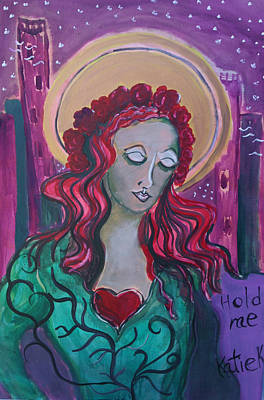 Painting - Hold Me I by Katie Ketchum