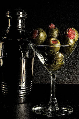Martini Royalty-Free and Rights-Managed Images - Hold the Booze by David Patterson