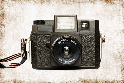 Photograph - Holga by Delphimages Photo Creations