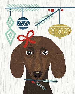 Holiday On Wheels Xv Print by Michael Mullan