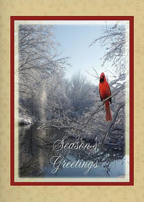 Holiday Season 2013 Art Print