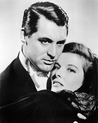 Cary Grant Wall Art - Photograph - Holiday  by Silver Screen