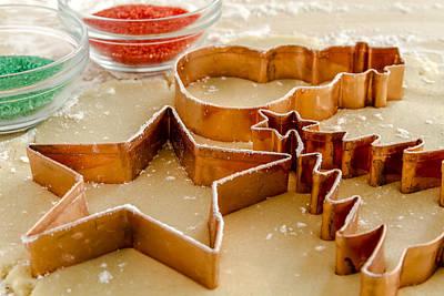 Photograph - Holiday Sugar Cookies by Teri Virbickis