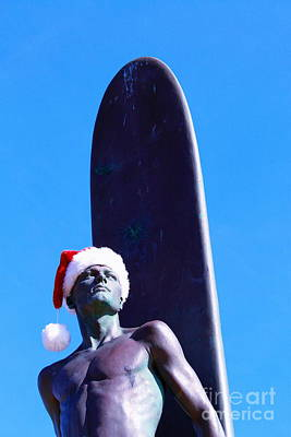 Photograph - Holiday Surfer 1 by Theresa Ramos-DuVon