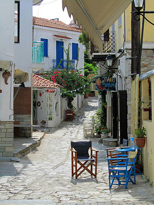 Skiathos Photograph - Holidays Gone by Andrew James