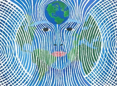Holistic Consciousness Art Print by Maxwell Hanson