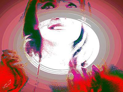 Etc. Digital Art - Holly by HollyWood Creation By linda zanini