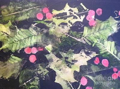 Holly  Print by Sherry Harradence