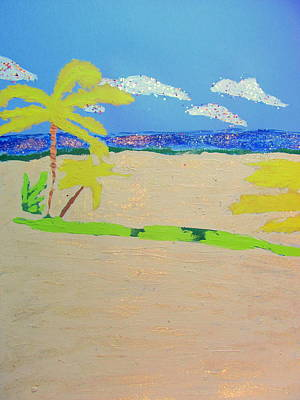Painting - Hollywood Beach View One by Amy Bradley