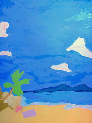 Painting - Hollywood Beach View Three by Amy Bradley