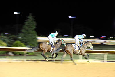 Hollywood Casino At Charles Town Races - 121215 Art Print by DC Photographer
