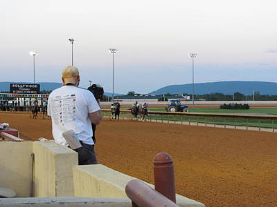 Charles Photograph - Hollywood Casino At Charles Town Races - 12128 by DC Photographer