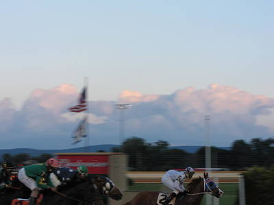 Game Photograph - Hollywood Casino At Charles Town Races - 12129 by DC Photographer