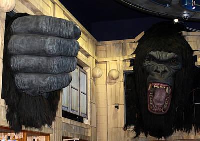 Photograph - Hollywood Kong by David Nicholls