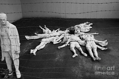 San German Photograph - Holocaust by David Bearden