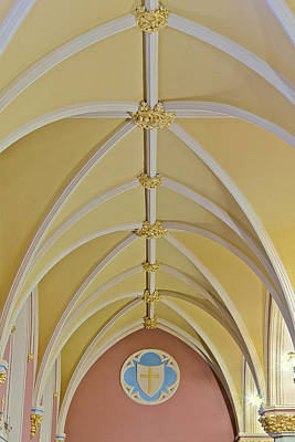 Heart Photograph - Holy Arches by Susan Candelario