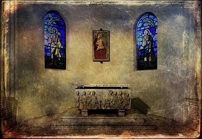 Photograph - Holy Grunge by Roberto Pagani