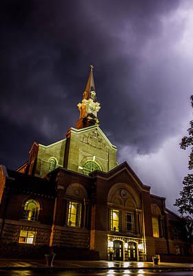 Redeemer Photograph - Holy Redeemer by Aaron J Groen