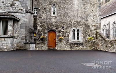 Digital Art - Holy Trinity Abbey Church by Danielle Summa