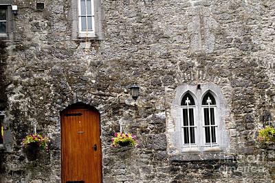 Digital Art - Holy Trinity Adare Ireland by Danielle Summa