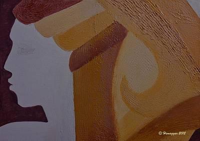 Painting - Hombre De Los Dos by Hemu Aggarwal