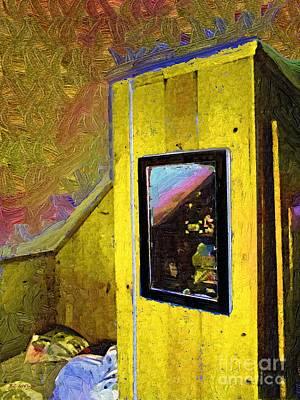 Home Again Print by RC deWinter