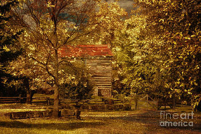 Photograph - Home For Thanksgiving by Lois Bryan