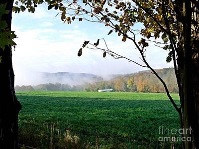 Home In The Misty Hills Original
