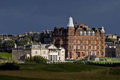 Photograph - Home Of Golf St Andrews Scotland by Sally Ross