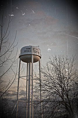 Photograph - Home Of The Missco Tigers by KayeCee Spain