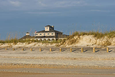 Photograph - Home On The Beach by Ed Gleichman